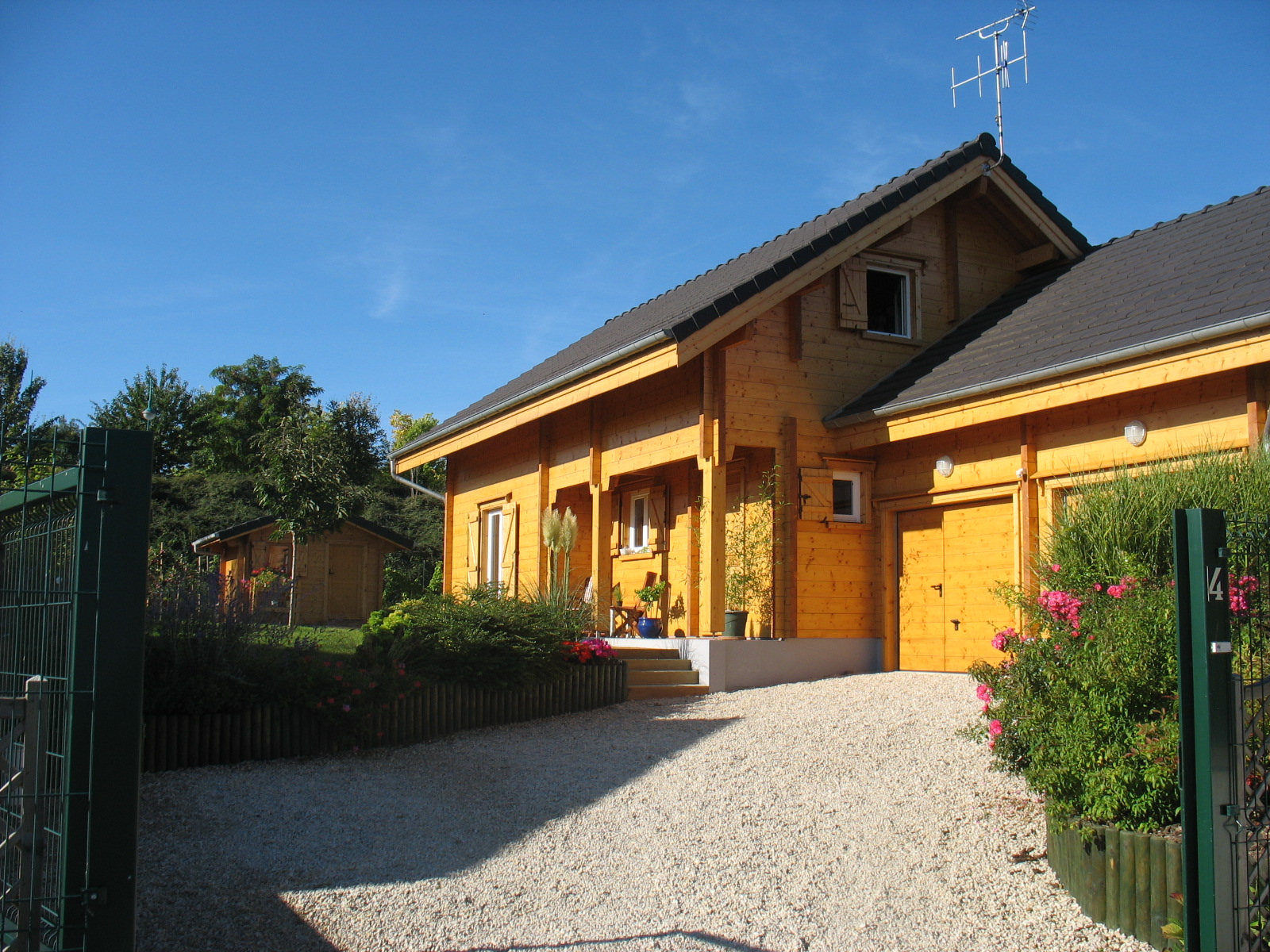Constructeur Maison Bois Massif Gironde u2013 Maison Moderne # Constructeur Maison Bois Gironde